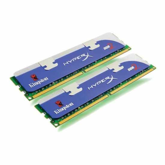 2x2GB DDR2 1066MHZ Kingston HyperX