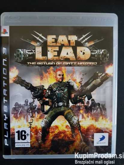 PS3 igra EAT LEAD-The return of Matt Hazard